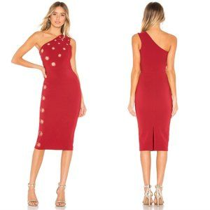 Michael Costello x REVOLVE  Portia Bodycon Dress